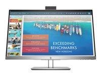 "HP EliteDisplay E243d Docking - écran LED - Full HD (1080p) - 23.8"""