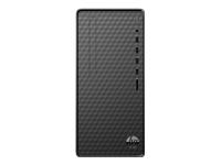 HP Desktop M01-F1015nf - Mini-ITX - Ryzen 3 4300G 3.8 GHz - 8 Go - SSD 256 Go, HDD 1 To - Français