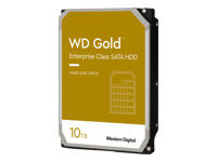 WD Gold Enterprise-Class Hard Drive WD102KRYZ - disque dur - 10 To - SATA 6Gb/s