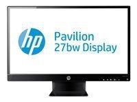 "HP 27wm - écran LED - Full HD (1080p) - 27"""
