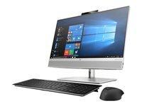 """HP EliteOne 800 G6 - tout-en-un - Core i7 10700 2.9 GHz - vPro - 16 Go - SSD 512 Go - LED 23.8"""" - Français"""
