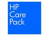 Electronic HP Care Pack Next Business Day Hardware Support - contrat de maintenance prolongé - 1 année - sur site