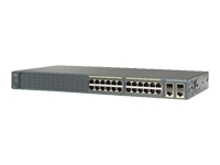 Cisco Catalyst 2960-Plus 24PC-S - commutateur - 24 ports - Géré - Montable sur rack