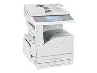 Lexmark X864de 4 - imprimante multifonctions - Noir et blanc