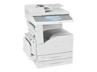 Lexmark X862de 4 - imprimante multifonctions - Noir et blanc
