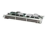 Cisco Enhanced EtherSwitch Service Module Entry Level - commutateur - 48 ports - Géré - Module enfichable