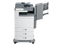 Lexmark X792dtme - imprimante multifonctions - couleur
