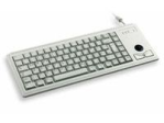 CHERRY CLAVIER MINIATURE + TRACKBALL QWERTY...