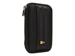 Divers accessoires CASE LOGIC Case Logic Portable Hard Drive Case - sacoche de transport pour unité de stockage