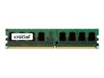 Mémoire vive PC Micron Technology Crucial - DDR3L - module - 4 Go - DIMM 240 broches - 1600 MHz / PC3-12800 - mémoire sans tampon