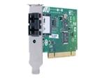 Carte Réseau ALLIED TELESYN Allied Telesis AT-2701FXA/ST - adaptateur réseau - PCI - 10/100 Ethernet