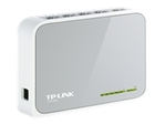 Switch 10/100 TP LINK TP-Link TL-SF1005D 5-Port 10/100Mbps Desktop Switch - commutateur - 5 ports