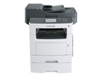 Imprimante multifonction monochrome LEXMARK Lexmark MX511dte - imprimante multifonctions - Noir et blanc