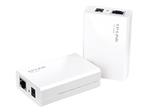 Hub & extendeur vidéo TP LINK TP-Link TL-POE200 - relais - 10Mb LAN, 100Mb LAN