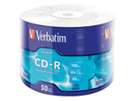 CD/DVD VERBATIM Verbatim DataLife Extra Protection - CD-R x 50 - 700 Mo - support de stockage
