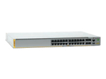 24 ports SFP Layer 2+Switch 4x10G SFP+