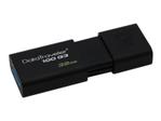 Clé USB KINGSTON Kingston DataTraveler 100 G3 - clé USB - 32 Go