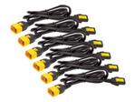 Power Cord Kit 6 ea C13 t C14 1.8m