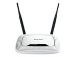 Routeur WiFi TP LINK TP-Link TL-WR841N 300Mbps Wireless N Router - routeur sans fil - 802.11b/g/n (draft 2.0) - de bureau
