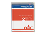 Cartouche de sauvegarde OVERLAND Overland Tandberg RDX QuikStor - RDX x 1 - 2 To - support de stockage