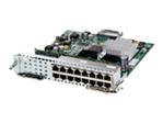 CISCO SM-X EtherSwitch L2/L3 SM 16 GE