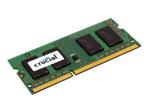 Mémoire vive petit format Crucial Crucial - DDR3L - module - 8 Go - SO DIMM 204 broches - 1600 MHz / PC3-12800 - mémoire sans tampon