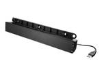 Enceinte LENOVO Lenovo USB Soundbar - haut-parleurs - pour PC