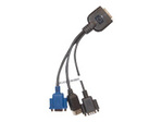HP 36pin Suv Dongle Cord Kit