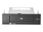 Lecteur de bande externe HEWLETT PACKARD ENTERPRISE HPE RDX Removable Disk Backup System - lecteur RDX - SuperSpeed USB 3.0 - interne