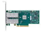 Carte réseau PCI-e Mellanox Mellanox ConnectX-3 EN MCX314A-BCCT - adaptateur réseau - PCIe 3.0 x8 - 40Gb Ethernet / 56Gb Ethernet QSFP x 2