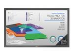 """Ecran affichage dynamique NEC NEC MultiSync V552-TM Série V - 55"""" Classe (54.5"""" visualisable) écran LED - Full HD"""