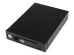 """Divers accessoires StarTech.com StarTech.com Backplane pour disque dur SAS II / SATA III 6 Gb/s de 2,5"""" - Rack mobile HDD / SSD avec échange à chaud - compartiment pour lecteur de support de stockage"""