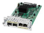 CISCO 2-port GE WAN NIM. dual-mode RJ45
