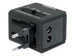 Batterie smartphone MOBILIS SYSTEME Mobilis Worldwide Travel Adapter adaptateur secteur - USB