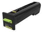 Ret Toner Yellow High Yield CX82x/CX860