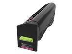 Toner Magenta Ultra High Yield f CX860