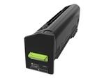 Toner Black Ultra High Yield f CX860