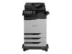 Imprimante multifonction laser couleur LEXMARK Lexmark CX825dtfe - imprimante multifonctions - couleur