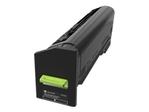 Ret Toner Black Ultra High Yield f CX860