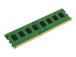 Mémoire vive PC KINGSTON Kingston - DDR3 - module - 8 Go - DIMM 240 broches - 1600 MHz / PC3-12800 - mémoire sans tampon