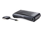 Système de présentation collaborative BARCO Barco ClickShare CS-100 - extension audio/ vidéo sans fil - IEEE 802.11b, IEEE 802.11a, IEEE 802.11g, IEEE 802.11n