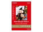 Papier standard CANON Canon Photo Paper Plus Glossy II PP-201 - papier photo - 20 feuille(s) - A4 - 275 g/m²