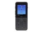 Téléphonie IP CISCO Cisco Unified Wireless IP Phone 8821 - extension du combiné sans fil - avec Interface Bluetooth