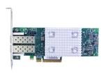 Serveur Tour LENOVO QLogic 16Gb FC Dual-Port HBA (Enhanced Gen 5) - Adaptateur de bus hôte - PCIe 3.0 x8 - 16Gb Fibre Channel x 2