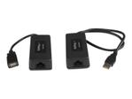 Hub & extendeur vidéo StarTech.com Extendeur Ethernet 1port USB sur Cat5/Cat6- jusqu'à 40m
