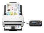 Scanner document EPSON Epson WorkForce DS-530N - scanner de documents - modèle bureau - USB 3.0, Gigabit LAN