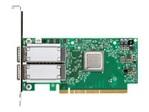 Carte réseau PCI-e Mellanox Mellanox ConnectX-5 VPI - adaptateur réseau - PCIe 3.0 x16 - 100Gb Ethernet / 100Gb Infiniband QSFP28 x 2