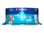 CD/DVD VERBATIM Verbatim DataLifePlus - CD-R x 25 - 700 Mo - support de stockage