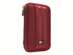 Divers accessoires CASE LOGIC Case Logic Portable EVA Hard Drive Case - sacoche de transport pour unité de stockage