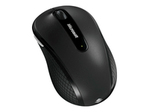Souris MICROSOFT Microsoft Wireless Mobile Mouse 4000 - souris - 2.4 GHz - graphite